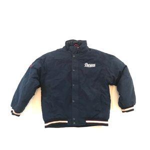New England Patriots Winter Jacket Coat Rebook NFL